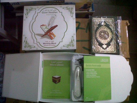 Al Quran Digital Pen Word By Word